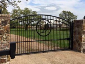 Automatic Gate Installation Katy